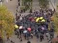 VIDEO: Warga Pro-Hong Kong Desak Dukungan Negara Eropa