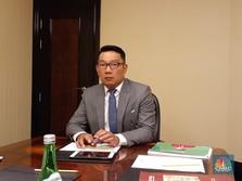 Ridwan Kamil Ungkap Rencana Amazon Masuk RI, Kapan Kang?