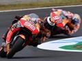 Marquez Kasihan Lihat Performa Lorenzo di MotoGP