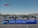 Tesla Dapat Restu Bangun Pabrik di China