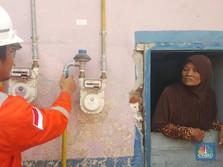 Gas Pipa Lebih Murah, Kok RI Doyannya Impor LPG?