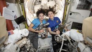 Fakta 2 Astronaut Perempuan Terlama di Ruang Angkasa