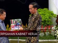 Begini Suasana Perpisahan Kabinet Jokowi - JK