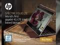 Berbalut Kulit, Laptop 2-in-1 Ini Punya Desain Dinamis