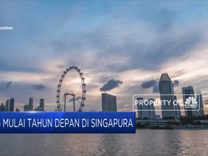 Singapura Terapkan 5G Mulai Tahun Depan