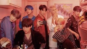 BTS Pecahkan Rekor Berkat Lagu 'Black Swan'