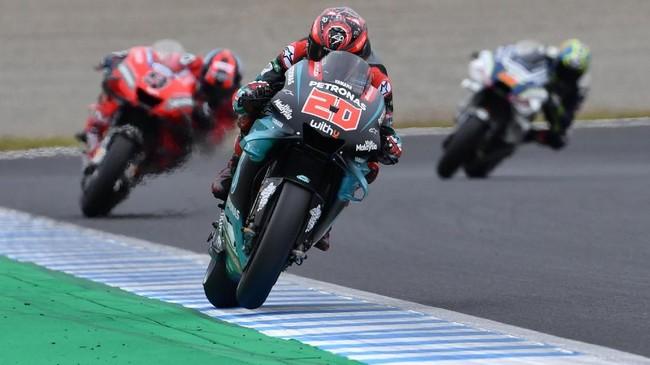 FOTO: Hari Pertama MotoGP Jepang 2019 Milik Quartararo