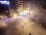 Kerusuhan Warnai Protes Kenaikan Pajak di Lebanon