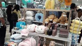 Pernik Unik ala Jepang di Okidoki Trans Park Mall Cibubur