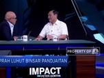 Cerita Bisnis Luhut Binsar Pandjaitan dan Joko Widodo