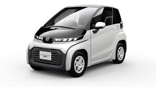 Mobil Listrik Toyota Lebih Mungil dari 'Micro Car' Smart