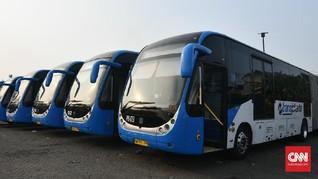 Bus Zhong Tong Penayang Video Seksi Diizinkan Mengaspal Lagi