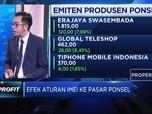Aturan IMEI Diteken, Penjualan Ponsel Legal Bakal Naik
