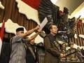 FOTO: Persiapan Jelang Pelantikan Presiden