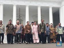 Simak! Respons Jokowi Soal Gerindra-Demokrat Gabung Kabinet