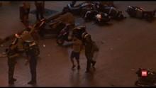 VIDEO: Aksi Unjuk Rasa Libanon Berujung Tembakan Gas Air Mata