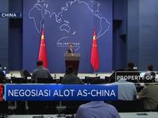 China Ingin Akhiri Perang Dagang