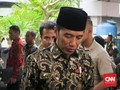 Jokowi Disebut Tak Tandatangani UU KPK Baru