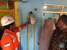 33 Rumah Tangga di Aceh & Kalimantan Bakal Tersambung Jargas