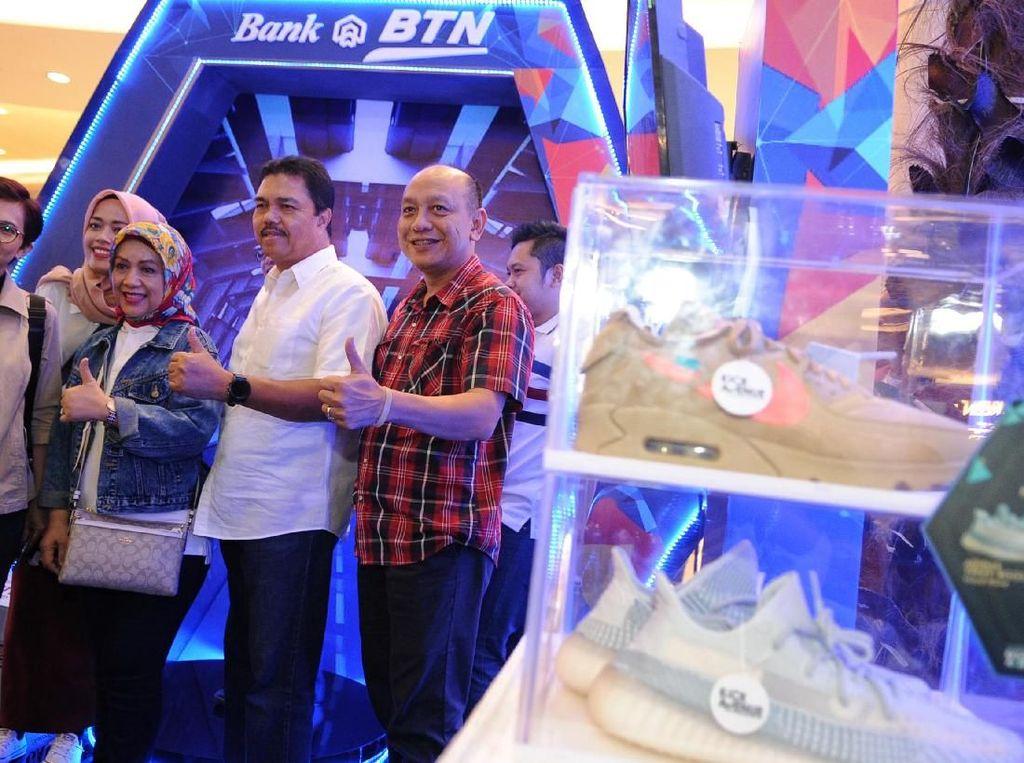 Perseroan juga terus mengembangkan layanan keuangan inklusif yakni BTN Cermat. Cermat. Berbagai langkah tersebut digelar sejalan dengan inisiasi OJK untuk meningkatkan pemahaman dan penggunaan berbagai produk dan jasa keuangan di Indonesia. Foto: dok. OJK