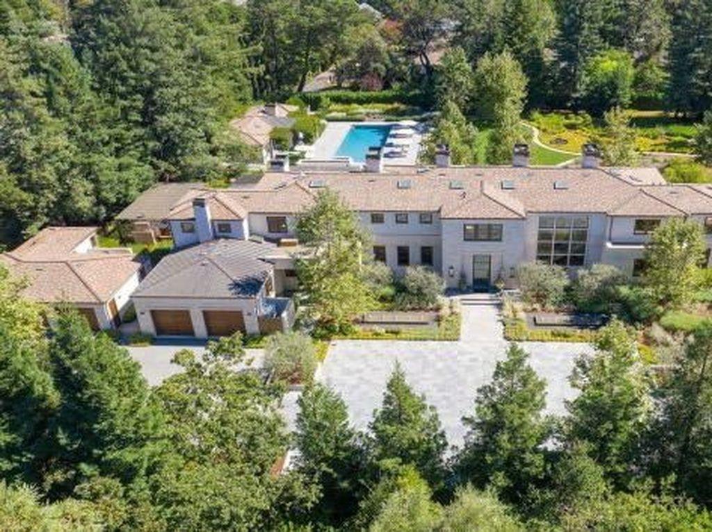 Rumah Pendiri Microsoft Dijual Rp 581 M, Intip Jeroannya