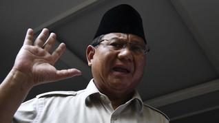 Prabowo Sebut Keamanan ASEAN Dipengaruhi Kekuatan Besar