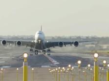 Maskapai Penerbangan Ini Rumahkan Sementara 2.500 Pekerja