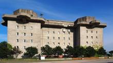 Hotel Mewah Bekas Bunker Nazi Dibuka pada 2021