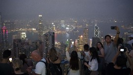 Hong Kong Kalahkan London Jadi Destinasi Wisata Terpopuler
