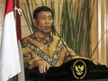 Wiranto Tinggalkan RSPAD Jelang Pelantikan Jokowi