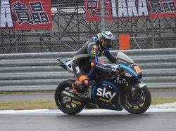 Vinales 'Selamatkan' Adik Rossi di Kualifikasi Moto2 Jepang