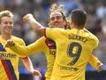Barcelona Kalahkan Eibar, Trio MSG Cetak Gol