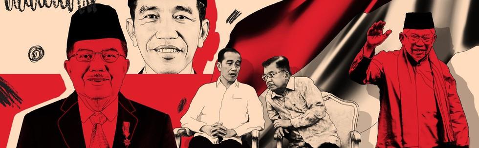 Akhir Cerita Jokowi-JK