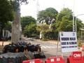 Pengamanan Gedung MPR Diperketat Jelang Pelantikan Presiden