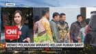 VIDEO: Menko Polhukam Wiranto Keluar Rumah Sakit