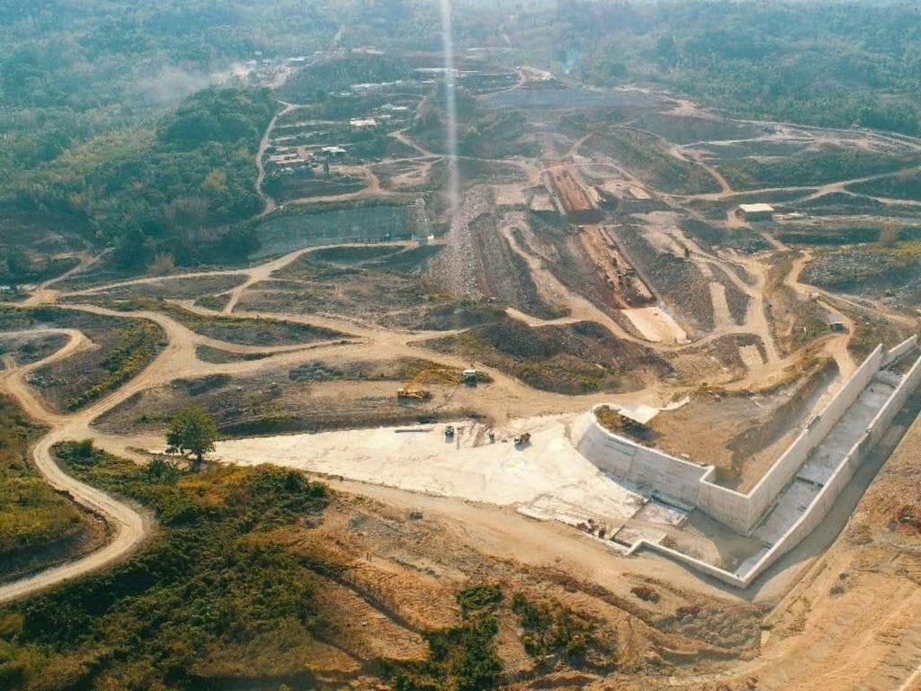 Melihat Proyek Bendungan Penjaga 300 Ha Sawah di NTT