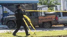 Baku Tembak Anak El Chapo-Polisi, 8 Orang Tewas