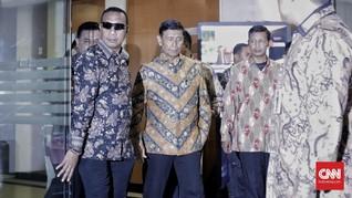 Hadiri Perpisahan, Wiranto Ucap Syukur Jokowi Dipilih Kembali