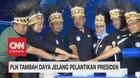 VIDEO: PLN Tambah Daya Jelang Pelantikan Presiden