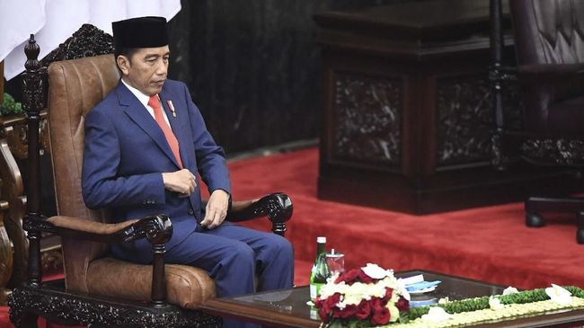 Strategi Ulur Waktu Jokowi dari Sandera Politik dan UU KPK
