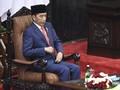 Jokowi Tiba di Istana Merdeka Tanpa Ma'ruf Amin