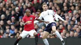 MU Unggul 1-0 atas Liverpool pada Babak Pertama