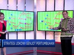 Line Up Menteri Jokowi untuk Strategi Genjot Pertumbuhan