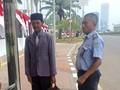 Mengaku Presiden, Edi Sutrisno Minta Dikawal Polisi di DPR