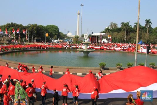 Pesta Rakyat Digelar Sambut Presiden dan Wakil Presiden Baru