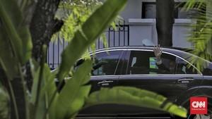 Jokowi Pakai Mercy S-Class 'Lungsuran' SBY ke Pelantikan