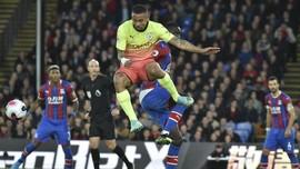 Hasil Liga Inggris: Man City Menang 2-0 atas Crystal Palace