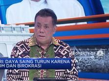 Perbaiki Daya Saing, Jokowi Perlu Benahi Birokrasi dan SDM