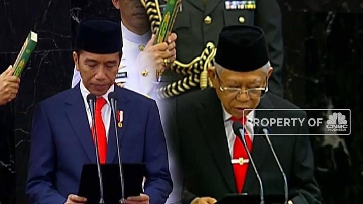 Deg-degan! Kabinet 2.0 Mau Dirilis, Langsung Dilantik Jokowi?
