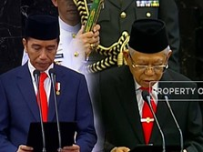 'Drama' Kabinet Jokowi, Asing Kabur Hampir Rp 100 M Siang Ini